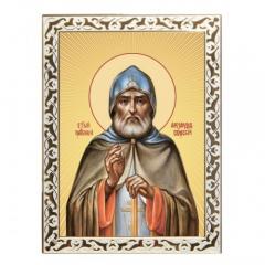Икона Великомученик Александр Свирский