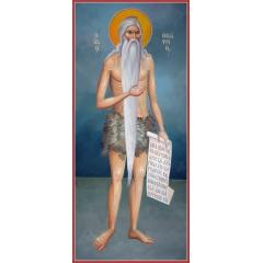 Икона преподобный Онуфрий Великий