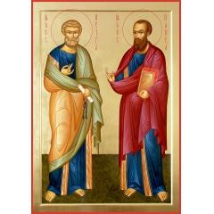 Иконa Петр и Павел, апостол