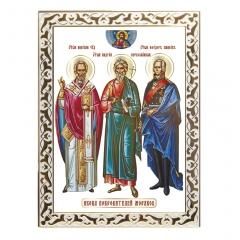 Икона покровителя Моряков