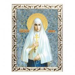Икона великая княгиня Елизавета
