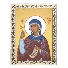 Икона великомученица Маргарита
