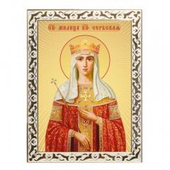Икона святая Милица Сербская