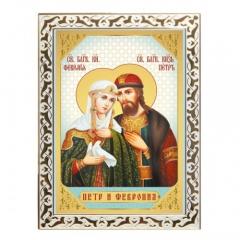 Икона любви и  верности Петр и Феврония
