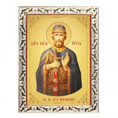 Икона князь Петр Муромский