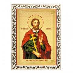 Икона святой великомученик Иоанн Сочавский