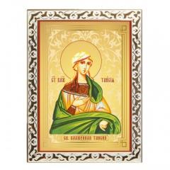 Икона Блаженная Таисия