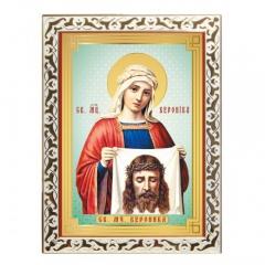 Икона Вероника, мученица (с платом)