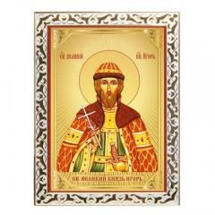 Икона великий князь Игорь