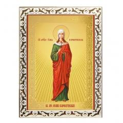 Икона Иулия Карфагенская, мученица