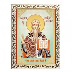 Икона св. Власий Севастийский