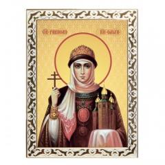 Икона княгиня Ольга Равноапостольная