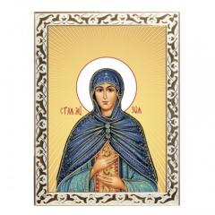 Икона мученица Зоя Атталийская