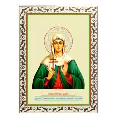 Икона вятой великомученицы Дарьи Римской