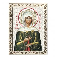 Икона Святой блаженной Ксения Петербургская