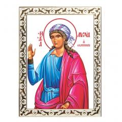 Икона святая мученица Лидия