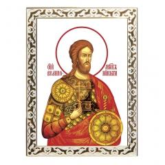 Икона Святитель Никита Новгородский