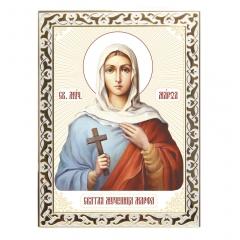 Икона святая Марфа