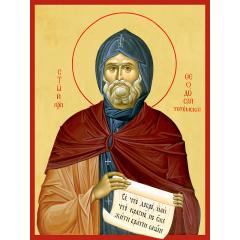 Икона Феодосий Тотемский, преподобный