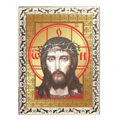 Икона Христос В Терновом Венце