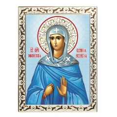 Икона Преподобная Ксения Миласская, в миру Евсевия