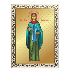 Икона святая Домника (Диана)