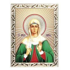 Икона святая мученица Да́рия
