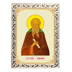 Икона Савва Освященный, прп.