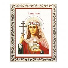 Икона благоверная Тамара