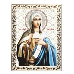 Икона Татиана мученица
